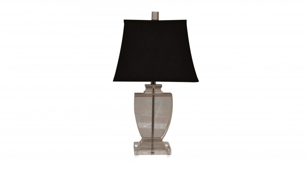 Alma Crystal Table Lamp