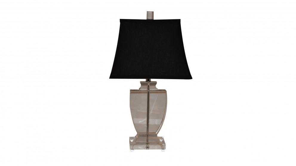 Alma Black Bedside Lamp