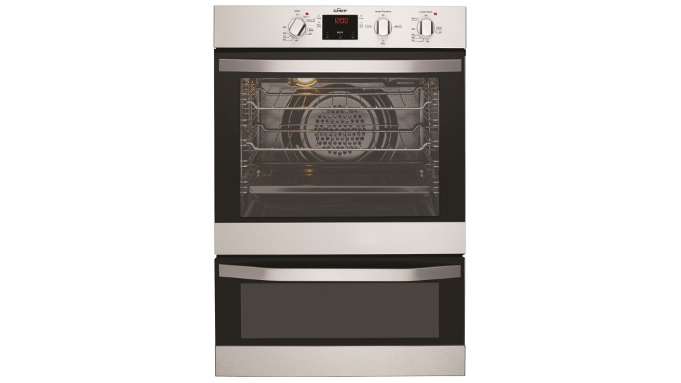 Chef 600mm Double Wall Oven