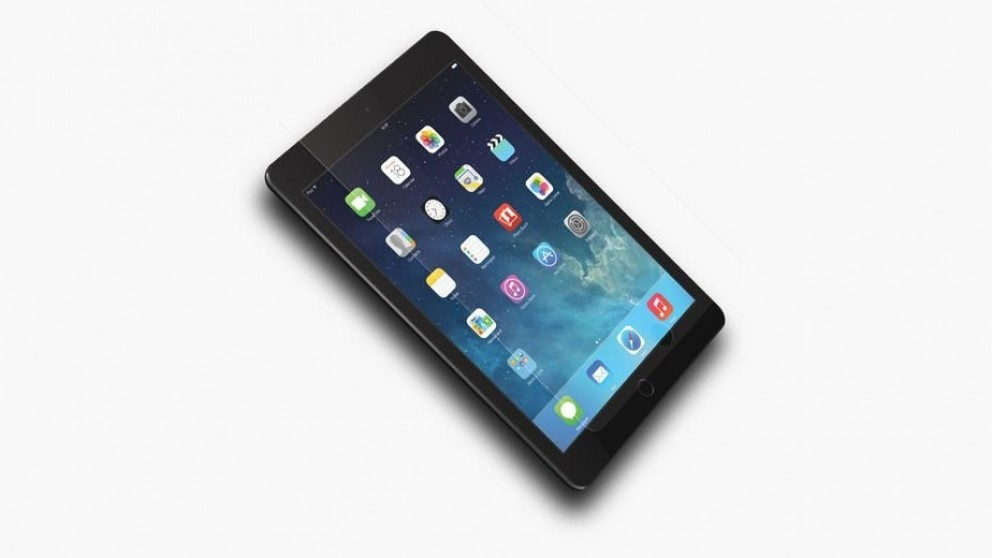 Cygnett Optic Shield Tempered Glass Screen Protector for iPad Air
