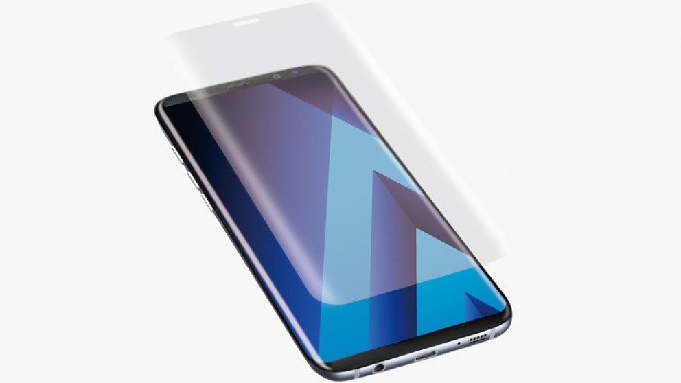 Cygnett RealCurve Tempered Glass Screen Protector for Samsung Galaxy S8+