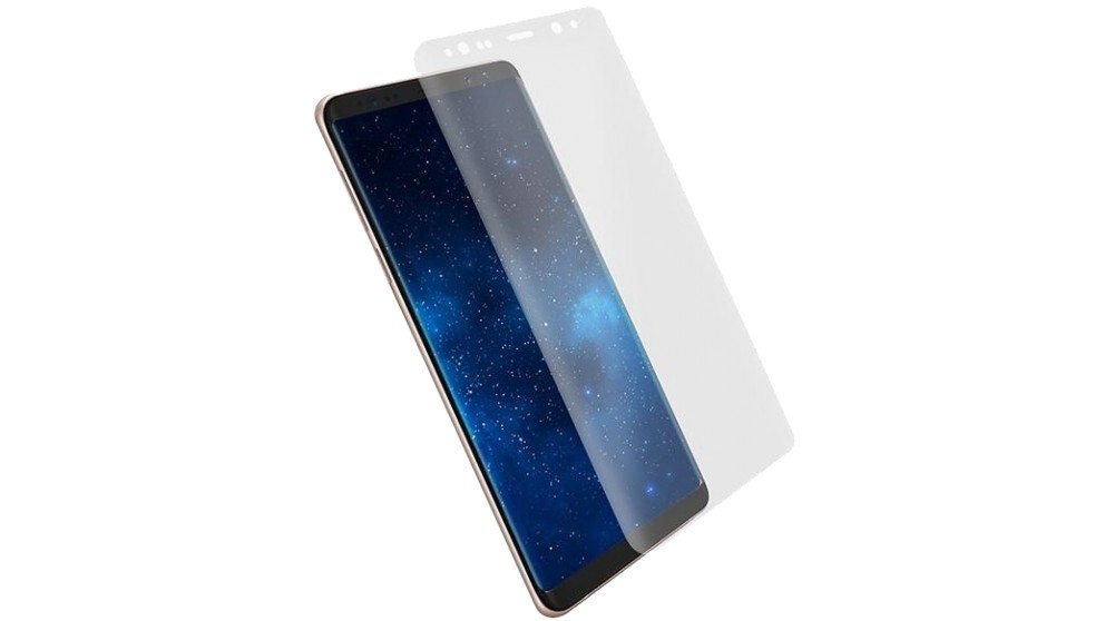 Cygnett RealCurve 3D Tempered Glass Screen Protector for Galaxy Note 8