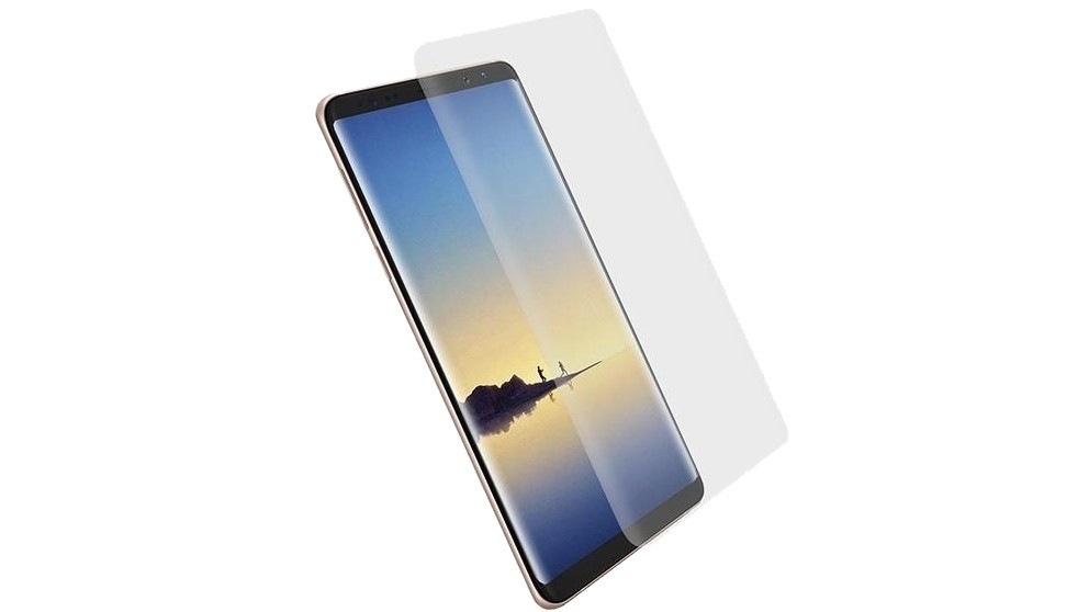 Cygnett FlexCurve Screen Protector for Galaxy Note 8