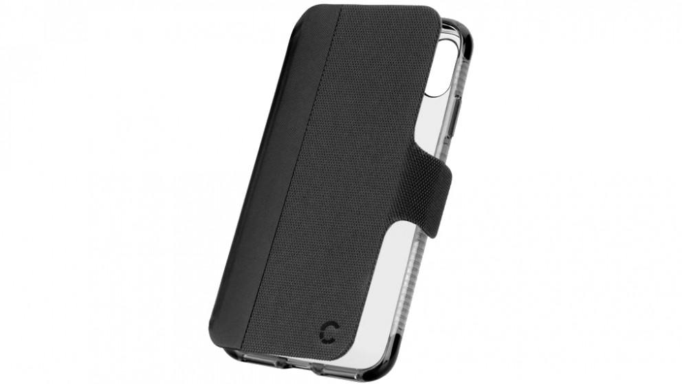 Cygnett TekWallet Protective Case for iPhone Xs/X - Black