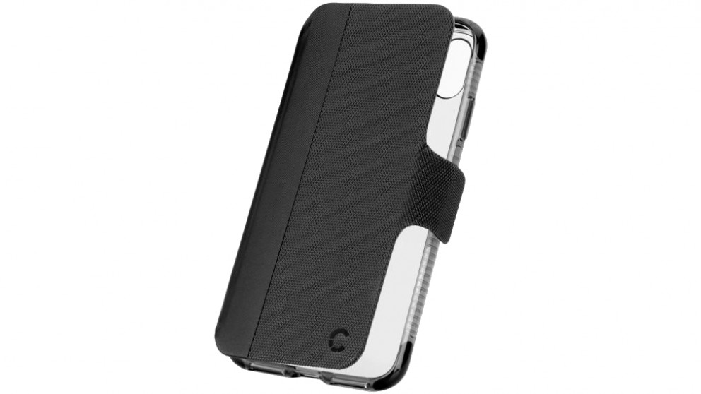 Cygnett TekWallet Protective Case for iPhone Xs Max - Black