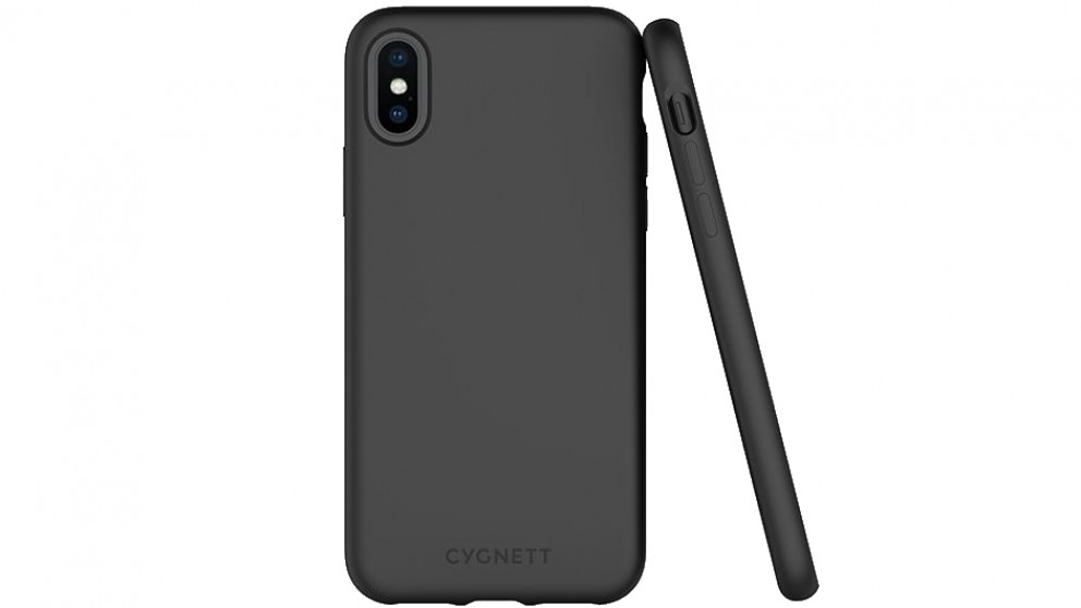 Cygnett Skin Slimline Case for iPhone Xs Max - Black