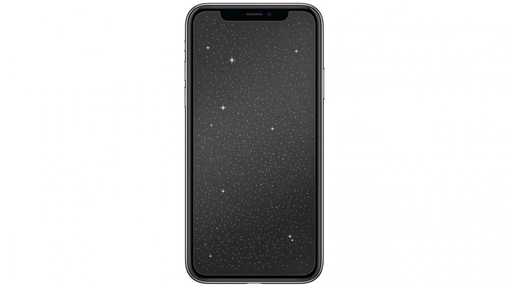 Cygnett OpticShield Glitter Glass Screen Protector for iPhone XR