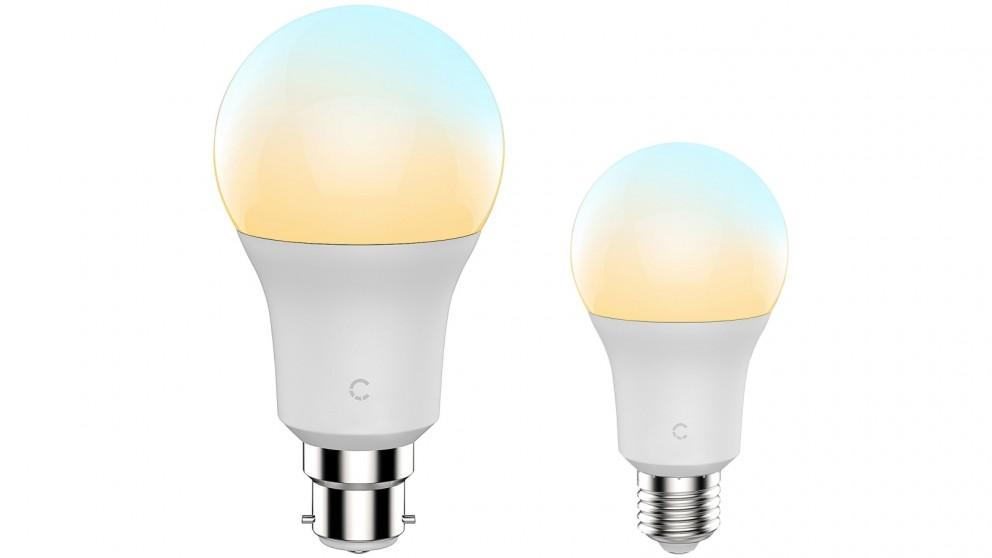Cygnett A19 Ambient White Smart WiFi LED Bulb