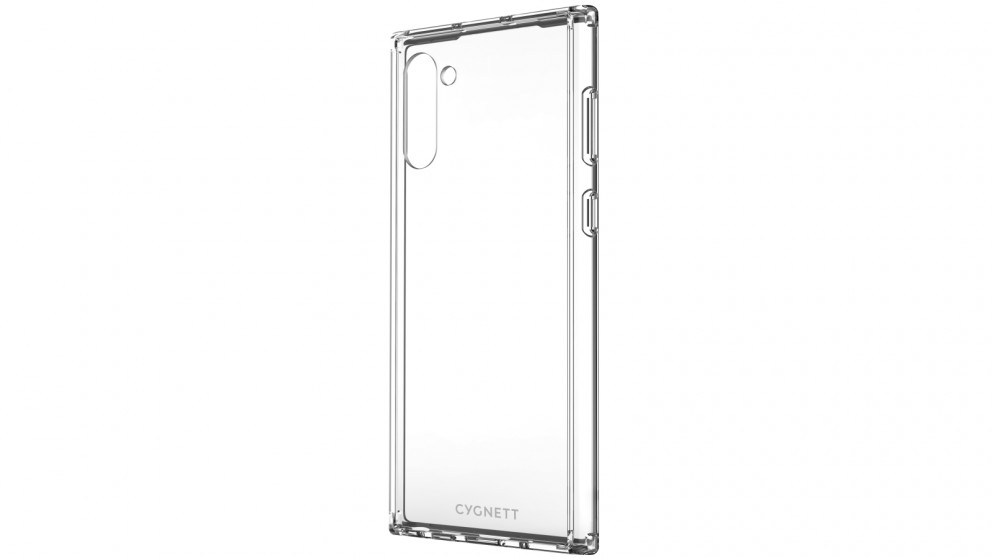 Cygnett AeroShield Protective Case for Galaxy Note10 - Clear