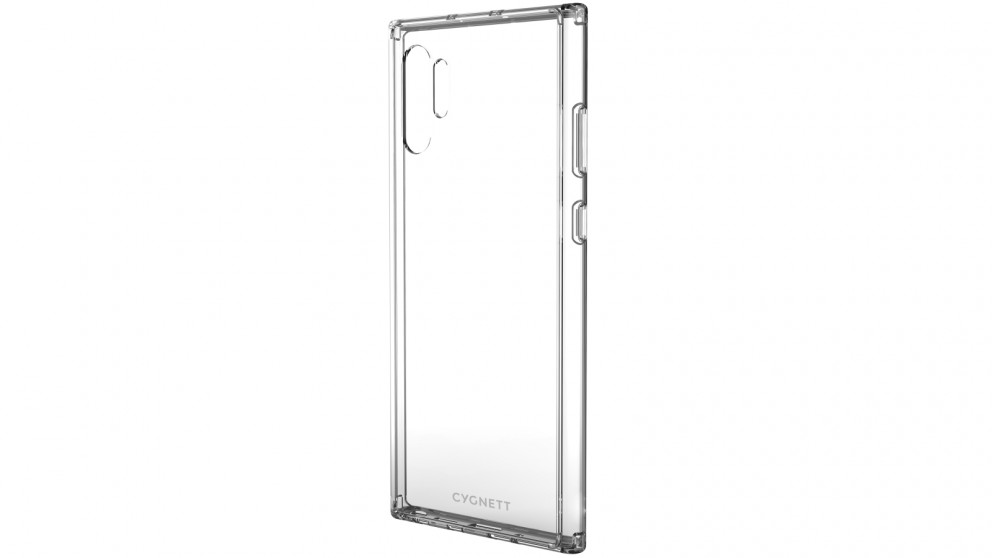 Cygnett AeroShield Protective Case for Galaxy Note10+ - Clear