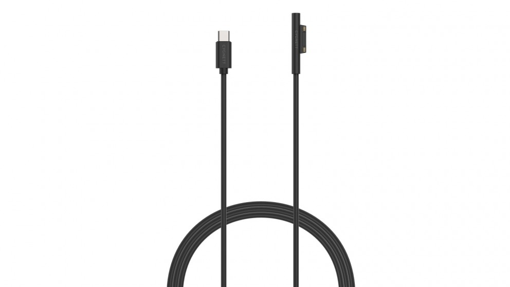 Cygnett 1m USB-C to Surface Cable - Black