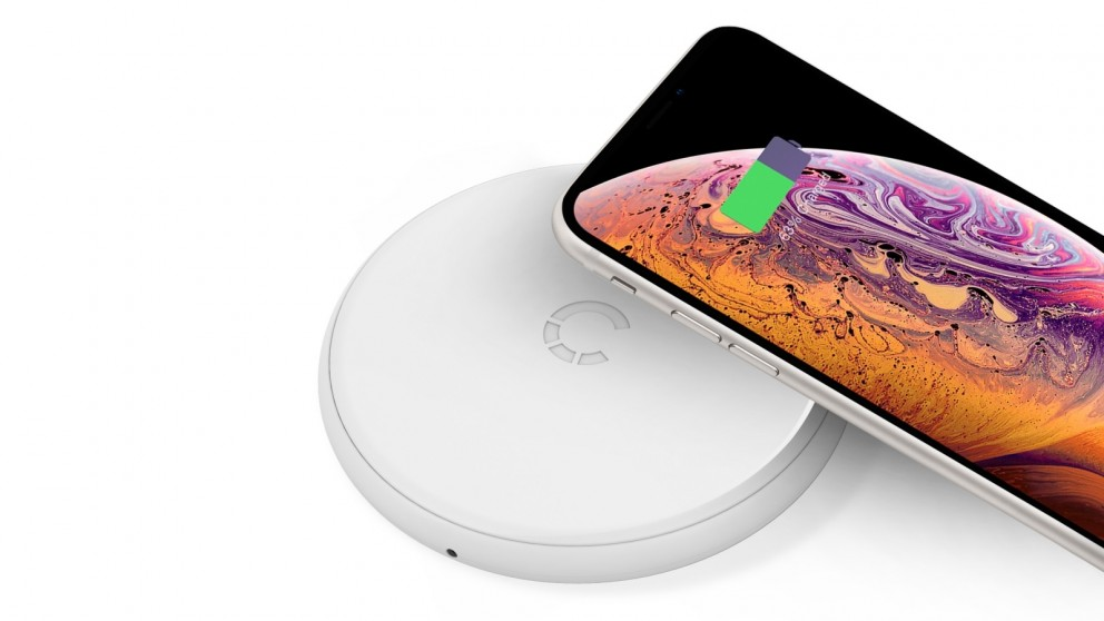 Cygnett Essential 5W Wireless Charger - White