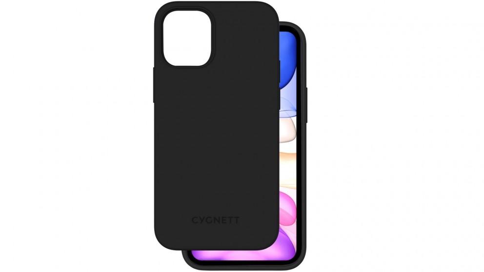 Cygnett Skin Eco Biodegradeable Case for iPhone 12 mini - Black