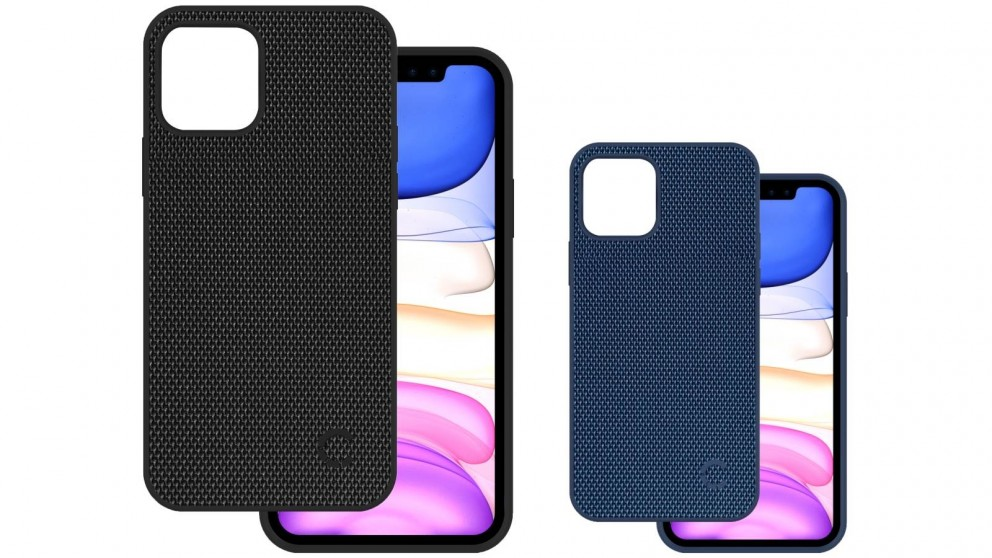 Cygnett Tekview Slim Fabric Case for iPhone 12 mini
