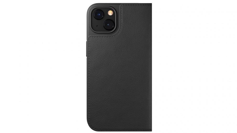 Cygnett UrbanWallet Case for iPhone 13 - Black