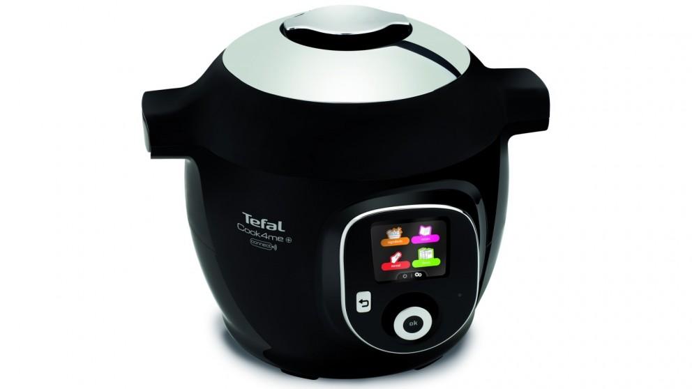 Tefal Cook4Me+ Connect Smart Multicooker - Black