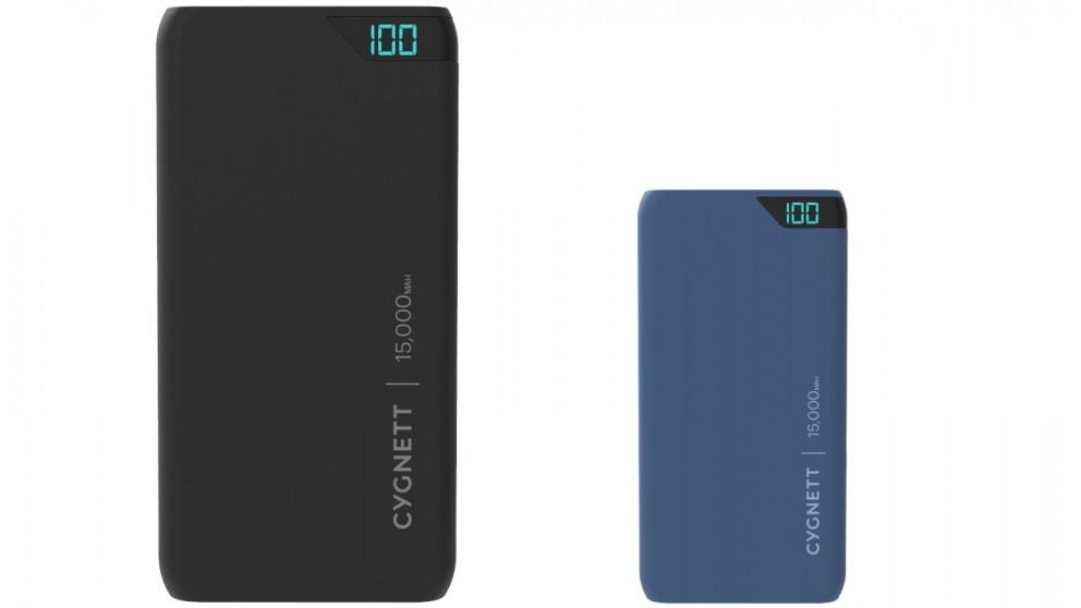 Cygnett ChargeUp Boost 15000mAh Power Bank