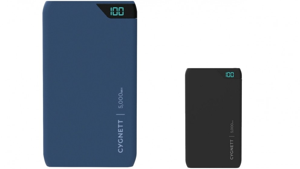 Cygnett ChargeUp Boost 5000mAh Power Bank