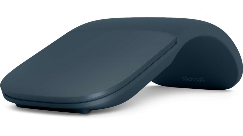 dac3231698b Buy Microsoft Surface Arc Bluetooth Mouse - Cobalt Blue | Harvey Norman AU