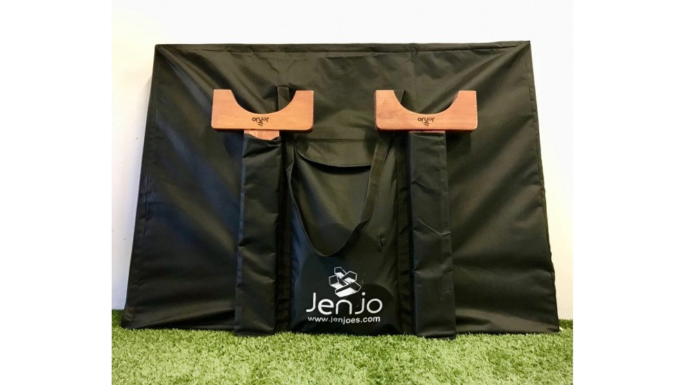 Jenjo Giant Four in a Row Portable Carry Bag