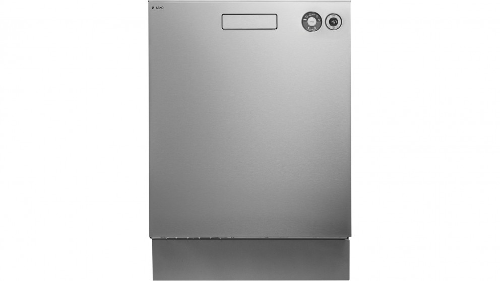 Asko 82cm Built-In Dishwasher - Stainless Steel