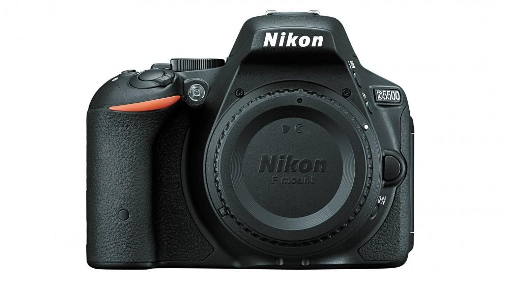 Nikon D5500 DSLR Camera Body Only