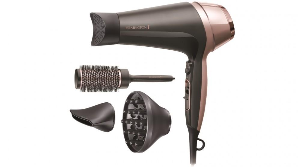 Remington Curl & Straight Confidence Hair Dryer