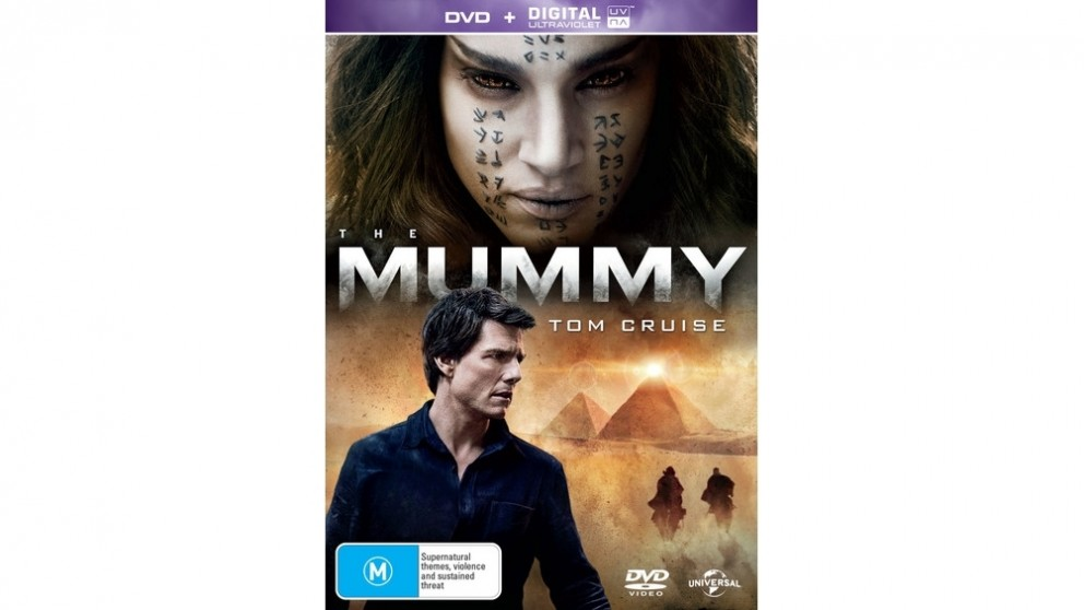 The Mummy (2017) - DVD