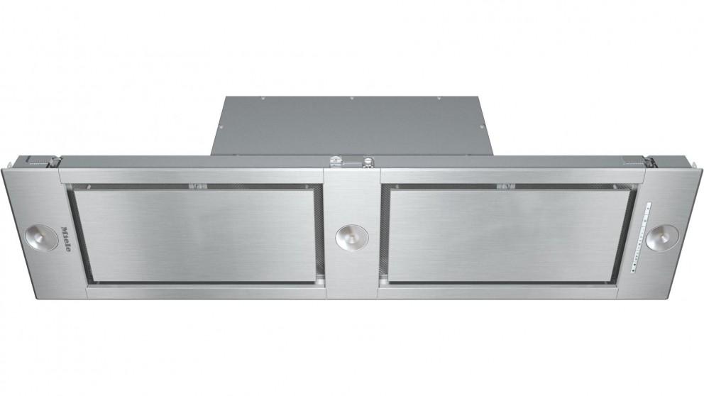 Miele 1200mm Built-In Canopy Rangehood - Stainless Steel
