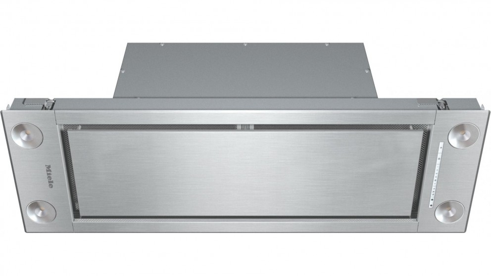 Miele 900mm Built-In Canopy Rangehood - Stainless Steel