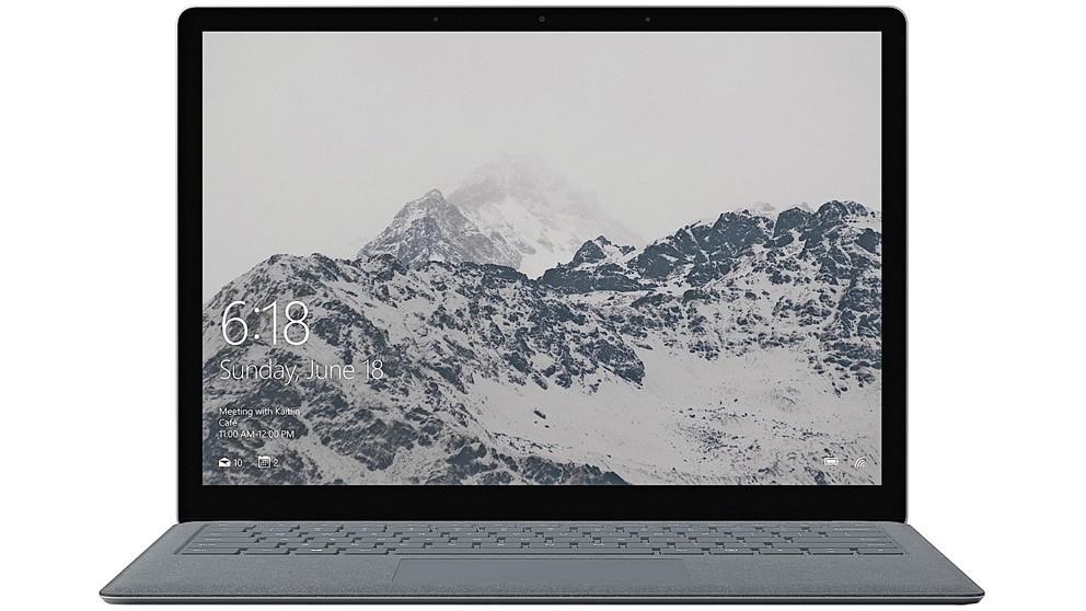 Microsoft Surface Laptop - 256GB / Intel Core i5 - Platinum