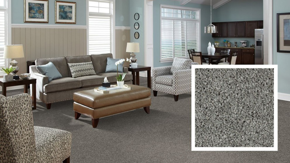 SmartStrand Forever Clean Delightful Charm Carpet Flooring