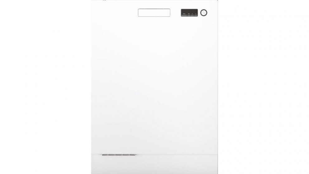 Asko 14-Place Setting Turbo Drying Built-in Dishwasher - White