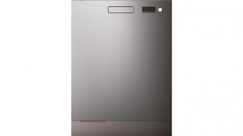 Asko 15-Place Setting Turbo Drying Built-in Dishwasher - Stainless Steel