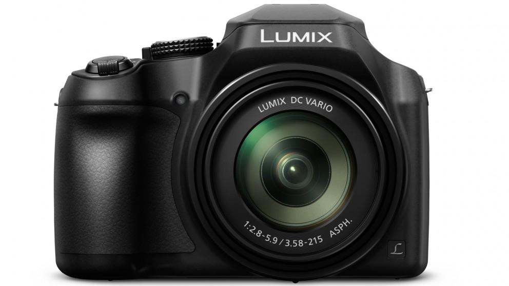 Panasonic Lumix DC-FZ80 Ultra Zoom Digital Camera