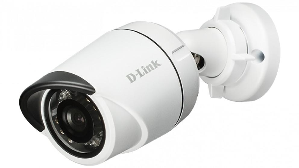 D-Link Vigilance Full HD 3MP Outdoor PoE Mini Bullet Camera
