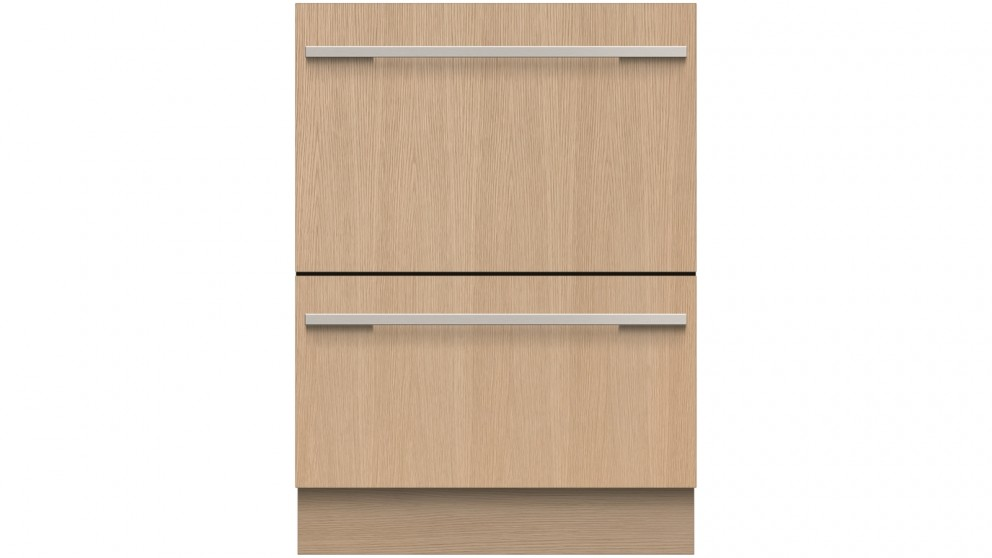 Fisher & Paykel 60cm Integrated Double Dishdrawer Dishwasher