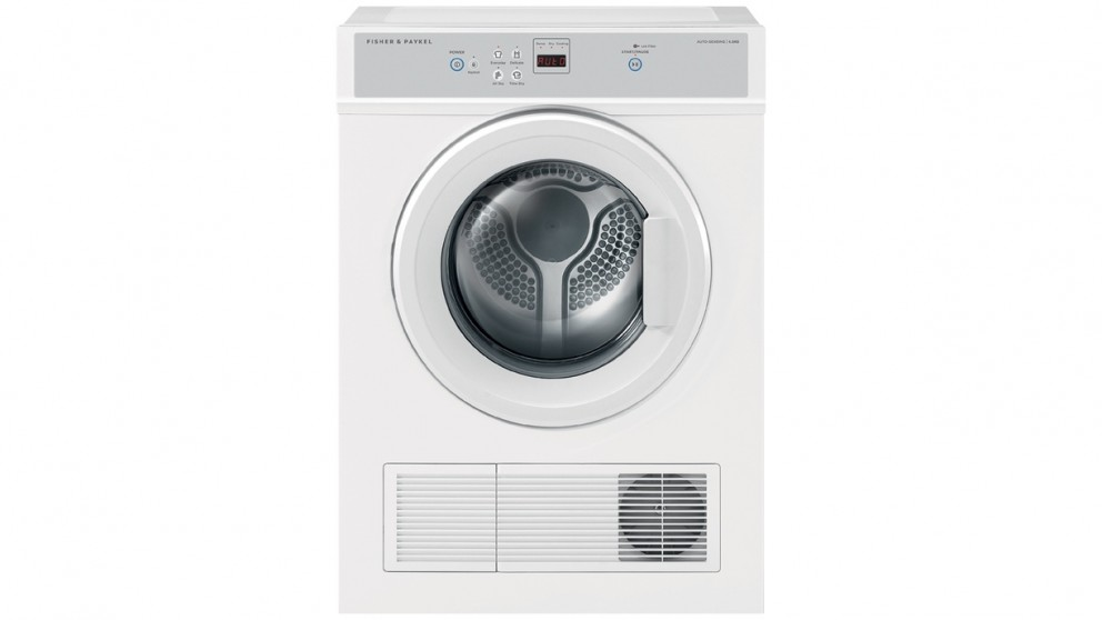 Fisher & Paykel 4.5kg Vented Dryer with Auto-sensing