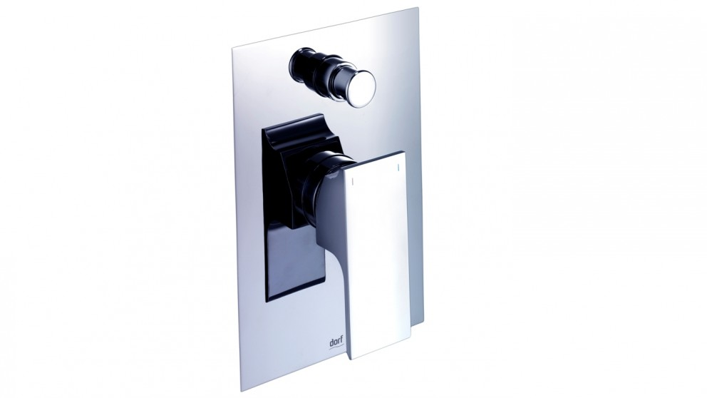 Dorf Jovian Shower & Bath Mixer with Diverter
