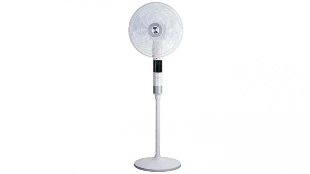 Delonghi 360-Degree Cooling Pedestal Fan