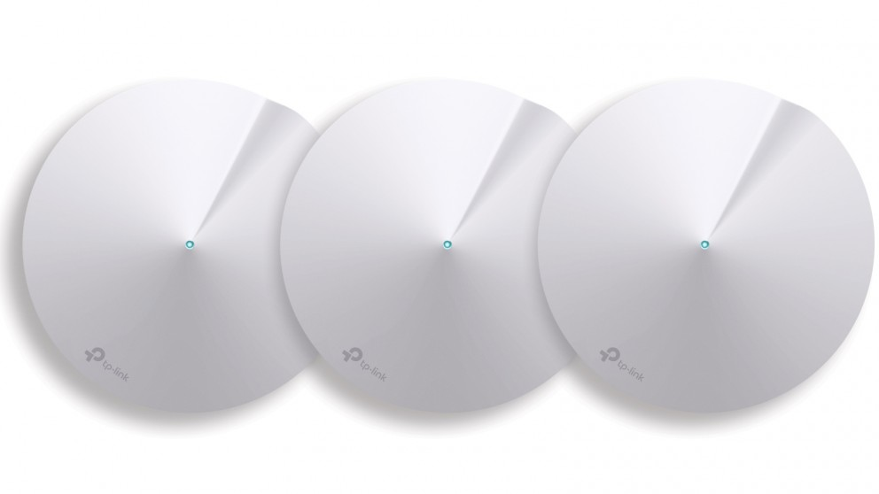 TP-Link 3-Pack Deco M5 AC1300 Whole Home Mesh WiFi System