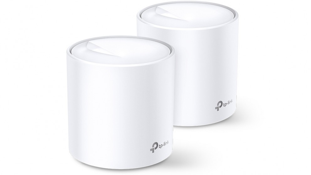 TP-Link 2-Pack Deco AX3000 Whole Home Mesh WiFi6 System