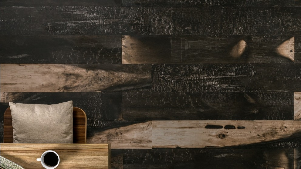 Blackwood 194x1182mm Tile