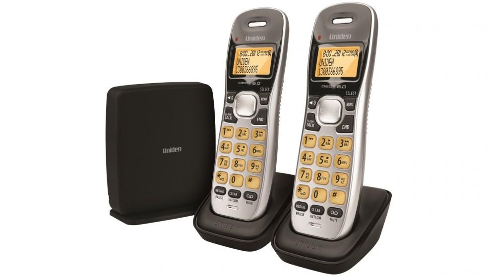 Uniden DECT 1730+1 Cordless Phone System