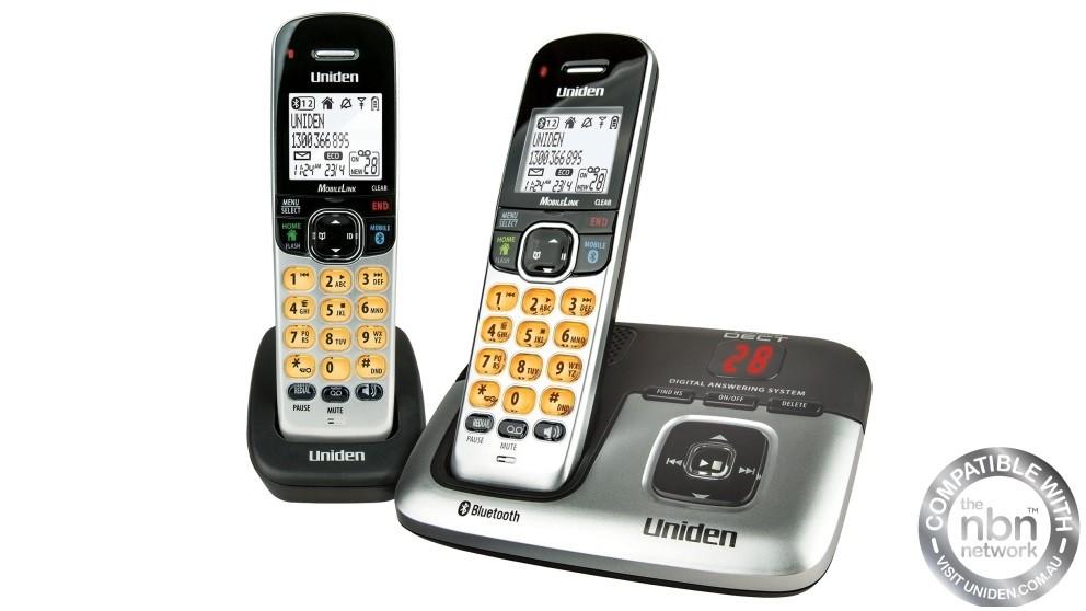 Uniden Premium DECT 3236+1 Digital Cordless Phone System