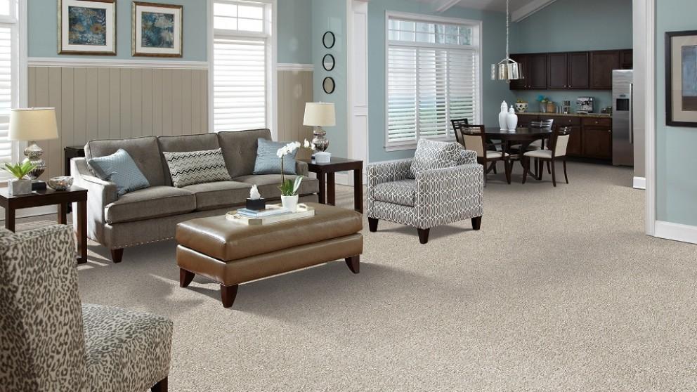SmartStrand Forever Clean Delightful Charm - Aspen Glow Carpet Flooring