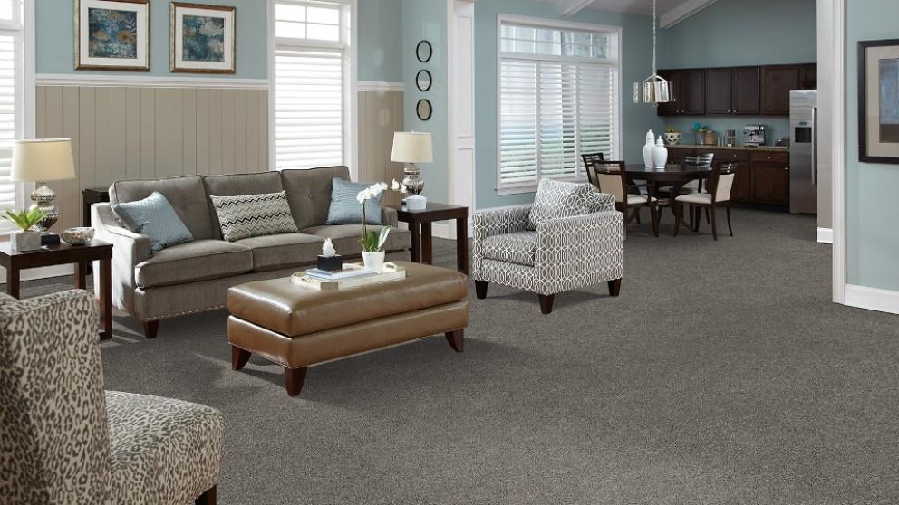 SmartStrand Forever Clean Delightful Charm - Early Evening Carpet Flooring