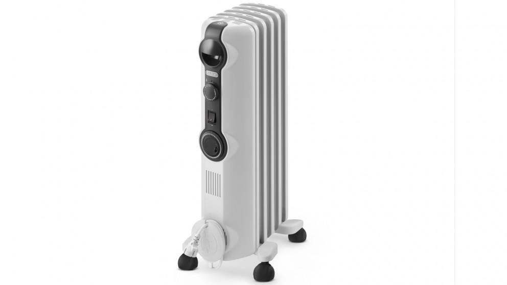 DeLonghi 1000W Radia S Oil Column Heater