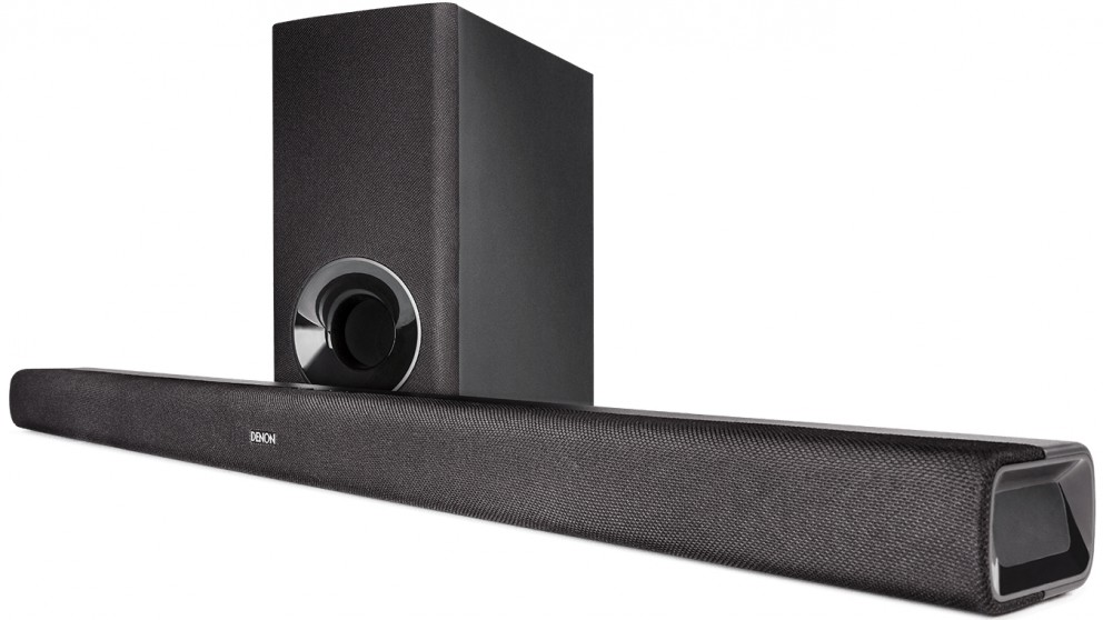 Denon DHT-S316 Home Theatre Soundbar System with Wireless Subwoofer