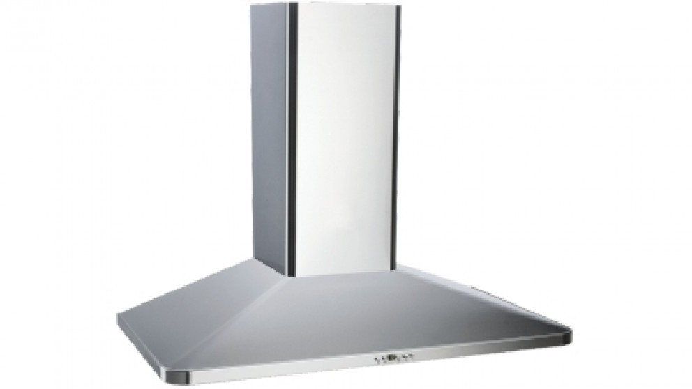 Schweigen 900mm Canopy Rangehood - Stainless Steel